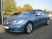 Mercedes-Benz E 350 CGI Cabrio BlueEFFICIENCY Sitzklima Xenon