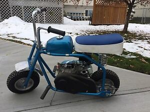 1971 DING-HOW MINIBIKE
