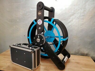 150 Feet Sewer Camera - Pipe Inspection Video System - Drain Video Inspection