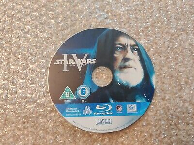 Star Wars Episode IV: A New Hope (Blu-ray) *Disc Only*