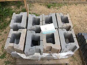 45 retaining wall bricks