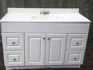 """Bathroom vanity - 48"""""""