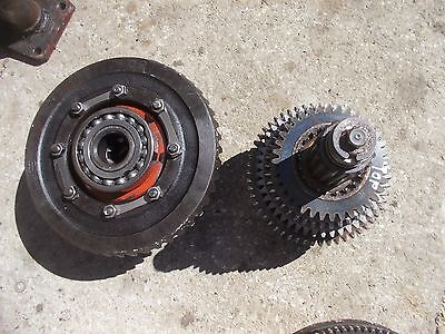 Farmall 300 Rc Tractor Transmission Ring Pinion Differential Drive Gear Set