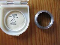 diverse Vorsatzlinsen / Filter JENA , AGFA & Co. II Sachsen - Chemnitz Vorschau