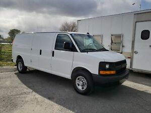 2017 Chevrolet Express 2500 ALLONGÉE EXTENDED