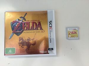The Legend of Zelda - Ocarina of Time 3D Wembley Downs Stirling Area Preview
