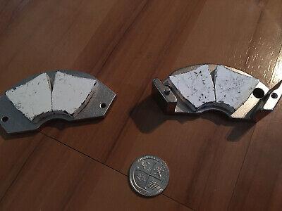Lot Of 2 Ex-large Neodymium Rare Earth Hard Drive Magnet
