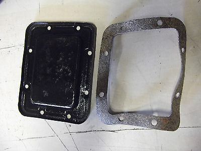 Top plate/gasket for 425 cc Gearbox for Citroen 2cv. 1300+ parts in Ebay shop