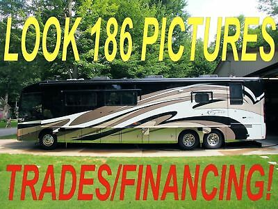 450 HP WINNEBAGO ITASCA ELLIPSE DIESEL MOTORHOME CLASS A RV CAMPER BUS