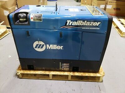 Miller Trailblazer 325 Kohler Weldergenerator Scratchdent 907797