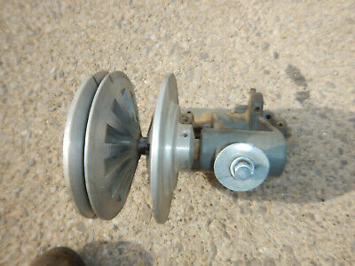 Vintage Delta Rockwell 46-450 Heavy Duty Wood Lathe Pulley Drive Assembly