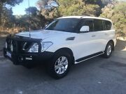 Nissan Patrol Y62 Series 3 TI 7 speed Fremantle Fremantle Area Preview