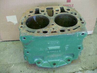John Deere 1945 B Two Cylinder Engine Block