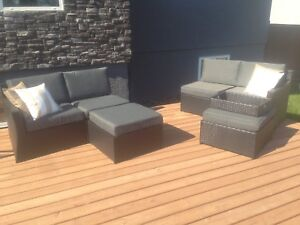 Outdoor Patio Sofa Sectional (BRAND NEW)