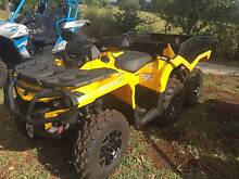 CAN-AM 1000 XT 6x6 ATV not polaris or yamaha or honda Silvan Yarra Ranges Preview