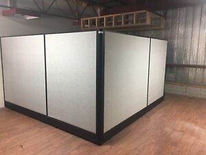 Portable Office Wall