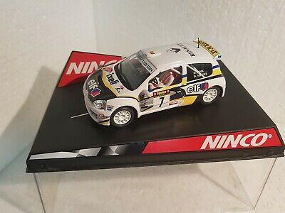 qq 50300 NINCO RENAULT CLIO S 1600 ELF R DE WALLONIE '02...