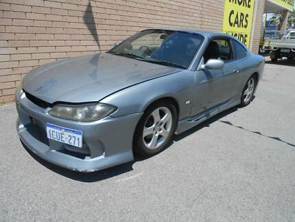 2000 Nissan 180 SX 2.0L Manual - 2 Door Coupe Wangara Wanneroo Area Preview