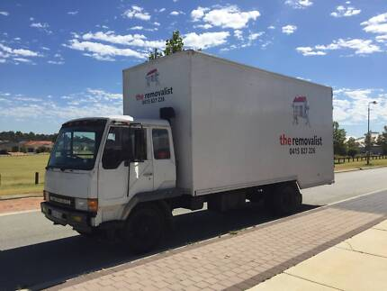 Furniture Removals TRUCK - Pantech / Removalist / Removal Wangara Wanneroo Area Preview