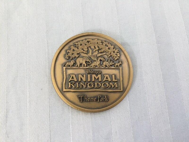1998 Cast Member Item: Coin Medallion - Disney Animal Kingdom