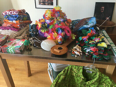 🌴 *ALL* the Decorations You Need For Your Tiki or Hawaiian Themed Party or - Tiki Party Theme