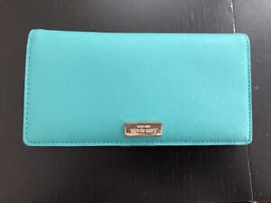 Kate Spade Wallet (Tiffany blue***)