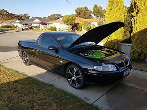 2002 VU SS ute LSI V8 low kms great condition Port Kennedy Rockingham Area Preview