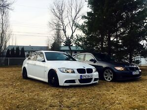 2010 BMW 335i 6-Speed Manual. M-Sport Package.