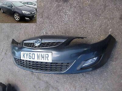 bumper front complete Black ZGBG astra j 2009-15 ky60wnr