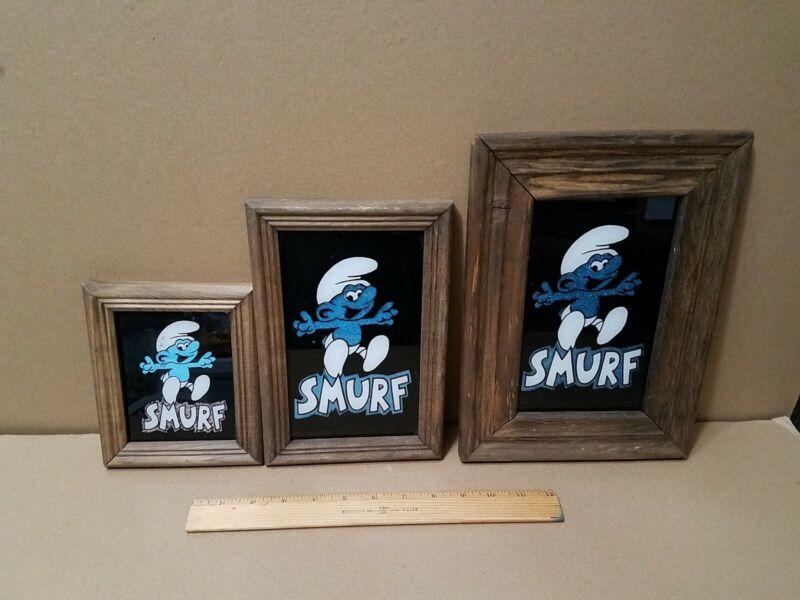 Smurf Vintage 1980