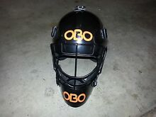 OBO POLY P Goalie Helmet Adamstown Heights Newcastle Area Preview