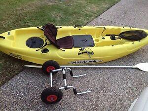 MALIBU MINI X kayak Buddina Maroochydore Area Preview
