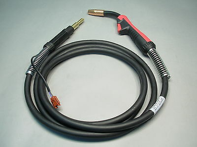 Mig Gun Torch 10 Ft For Solar Welders Pn 4320