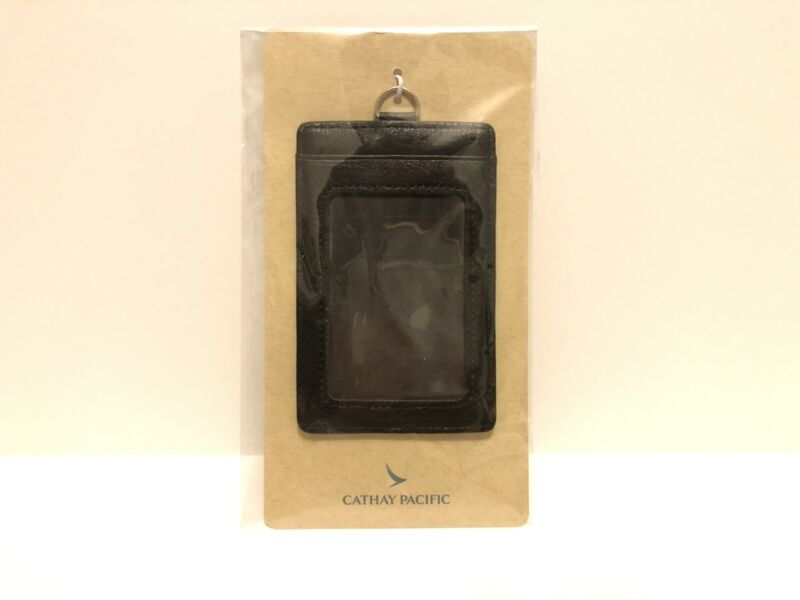 [CATHAY PACIFIC] [CX] Badge Holder Card Holder