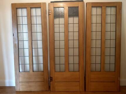 3 x Tasmanian Oak Bi-Folding Doors & 4 DOORS TAS OAK   Building Materials   Gumtree Australia Hobart City ...