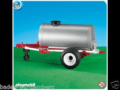 Playmobil farm 7891 water tank Mobil mint in bag New never opened geobra 110