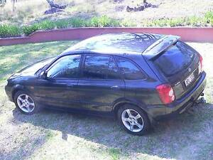 2003 Mazda 323 Hatchback Dungog Dungog Area Preview