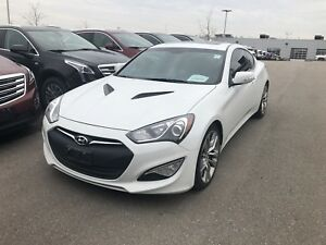 2013 genesis coupe 3.8 track 6 speed 20000 obo
