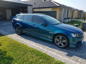 Holden 2012 VE sv6z series Commodore sportswagon