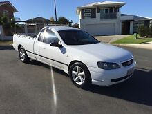 2003 FORD FALCON XL UTE! AUTO! 178ks! 12 MONTHS WARRANTY Underwood Logan Area Preview