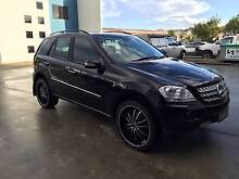 2006 Mercedes-Benz ML350 Luxury 4X4 Wagon Tweed Heads Tweed Heads Area Preview