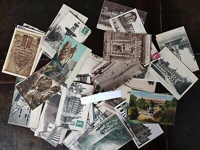CPA - Carte postale - Lot de 100 cartes postales de France - ( Lot I2 )
