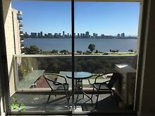 BEAUTIFUL VIEWS APARTMENT FOR SHORT STAY South Perth South Perth Area Preview