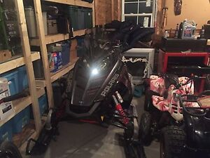 Polaris rush 600r