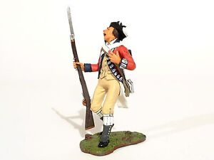 King & Country Toy American Revolution Soldiers Set BR50 Wounded Soldier