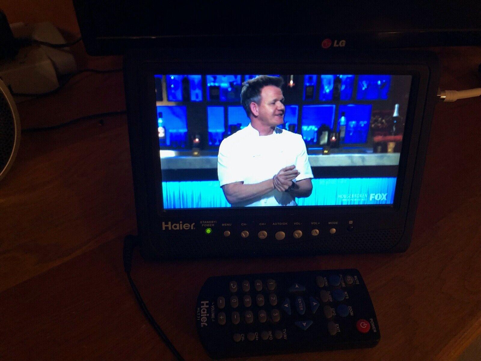 "Haier HLT71 7"" LCD Television"