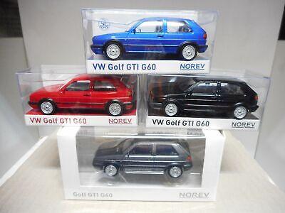 VOLKSWAGEN GOLF 2 GTI G60 1990 (COLOR A ESCOGER/CHOOSE/CHOISIR) 1:43 NOREV
