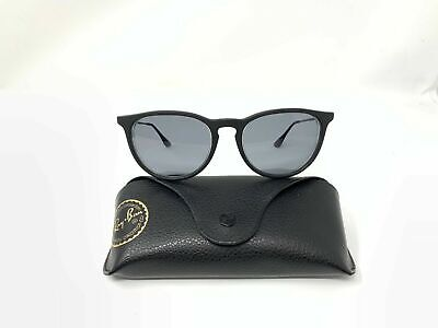 RAY-BAN ERIKA RB4171 622/8G  Frame Only Italy Black Matte Prescription (Ray Ban Prescription Lenses Only)
