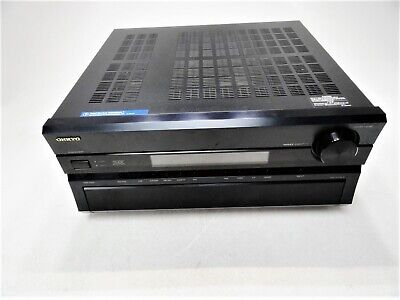 Onkyo TX-SR806 HDMI 7.1-Channel Home Theatre Receiver Defective AS-IS for sale  Shipping to India