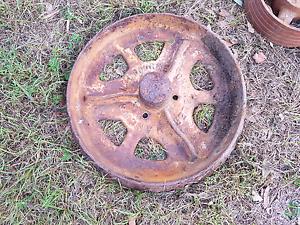 Chandler Makers Melbourne solid metal wheel Joyner Pine Rivers Area Preview